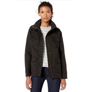 Amazon Essentials Women's Zip Up Utility Jacket XS
